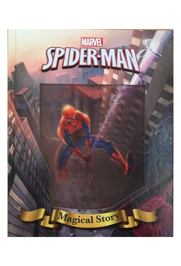 Marvel. Spider-Man. Magical Story