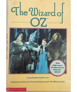 The Wizard of Oz : A Novelization