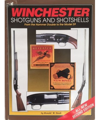 Winchester Shotguns and Shotshells: From the Hammer Double to the Model 59