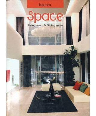 Interior Space 1. Living room & dining room