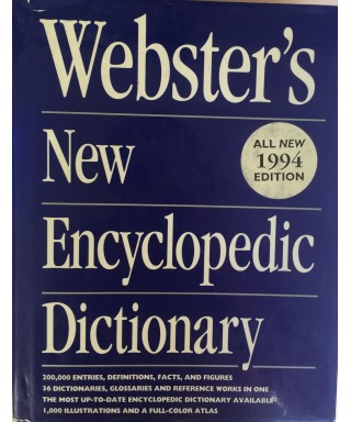 Webster's New Encyclopedic Dictionary