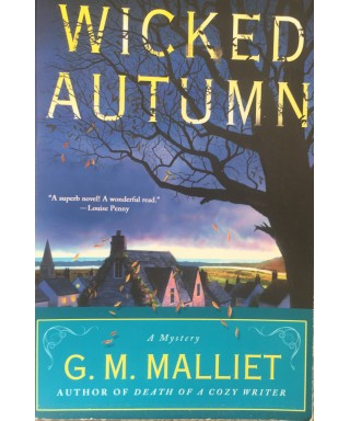 Wicked Autumn : A Mystery (a Max Tudor Novel)